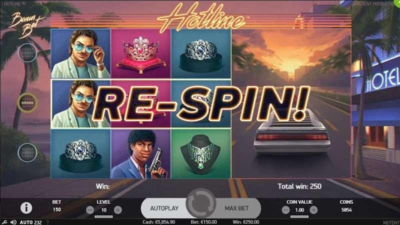 Hotline Online Slot Review